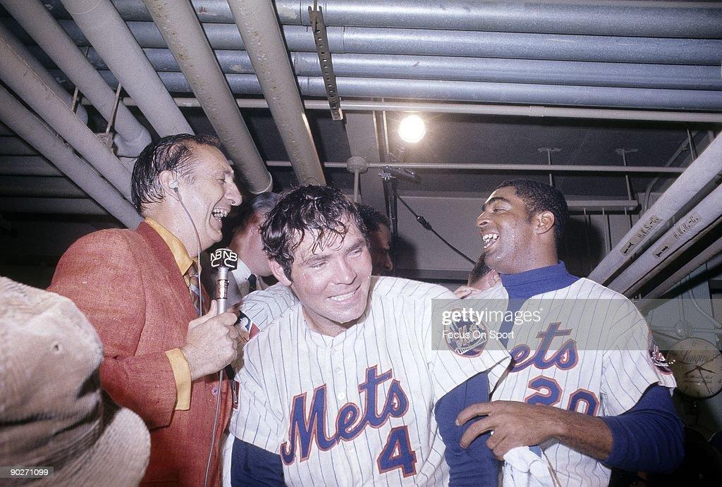 1969 World Series: Baltimore Orioles v New York Mets : News Photo