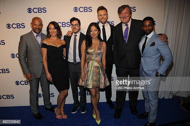 CBS announces their new fall schedule Chris WilliamsSusannah FieldingChristopher MintzPlasseChristina KoJoel McHaleStephen FryShaun Brown