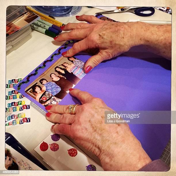 Ann's Hands