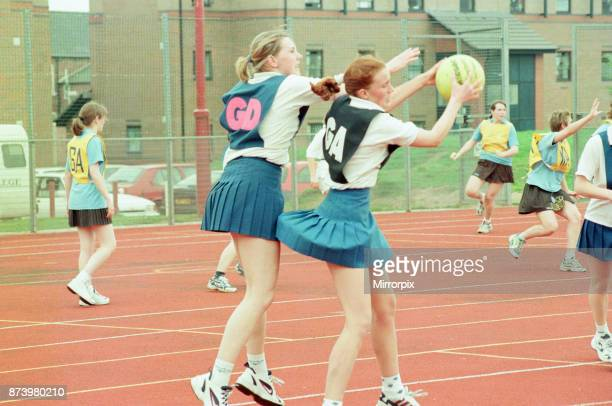 Annual Jill Bainbridge Memorial Tournament at Teesside University 13th May 1998 Stokesley v Hartlepool and St Mary's College v Teesside University A