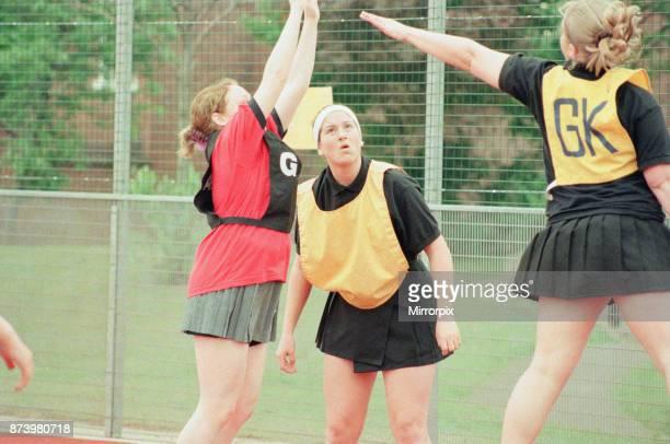 Annual Jill Bainbridge Memorial Tournament at Teesside University, 13th May 1998. Stokesley v Hartlepool and St Mary's College v Teesside University...