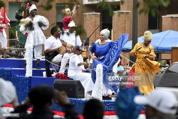 Annual Juneteenth Parade and Festival in Philadelphia, PA
