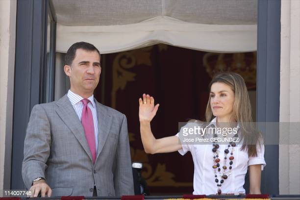 Annual Meeting of Directors of the Instituto Cervantes worldwide and closing of the conference of the Instituto Cervantes In Alcazar De San Juan...