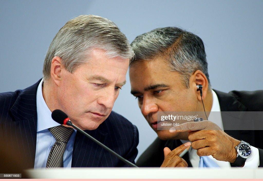 In Focus: Deutsche Bank CEOs Fitschen And Jain Resign