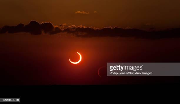 Annular solar eclipse of 2012.