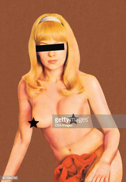 匿名ネイクド女性