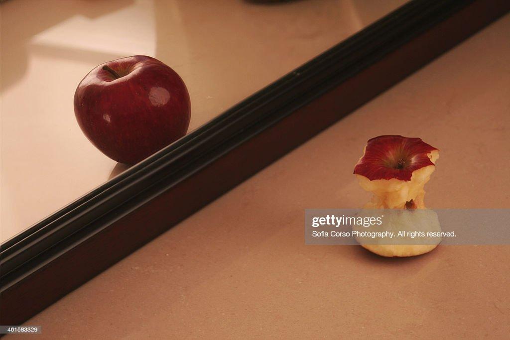 Anorexia-Bulimia : Stock Photo