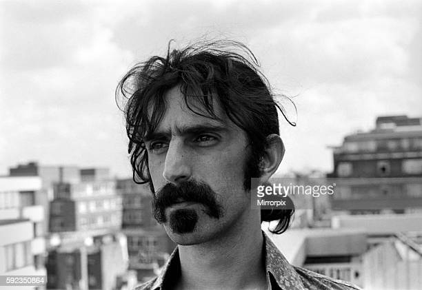 Another American rock group hits London town Frank Zappa and his outfit the Mothers of Invention are at present on tour in the UK next weekend they...