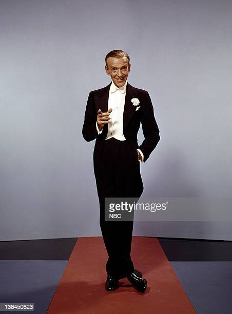 Another Evening With Fred Astaire Aired Pictured Actor/dancer Fred Astaire