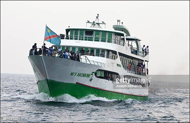 CONTENT] Another ferry cruising the route southward towards Bukavu DRC