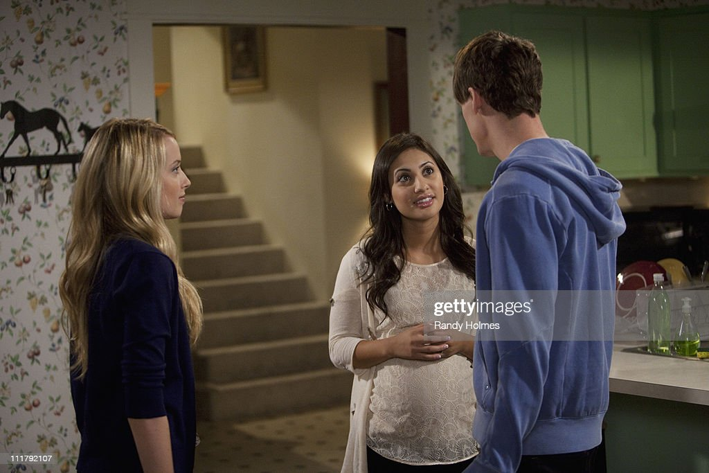 TEENAGER - 'Another Proposal' - Adrian is ecstatic to be planning her wedding to Ben, while Amy is finding it hard to hide her jealousy, on an all-new episode of 'The Secret Life of the American Teenager' entitled 'Another Proposal,' Monday, April 18 (8:00 - 9:00 PM ET/PT), on ABC Family. (Photo by Randy Holmes/ABC Family via Getty Images)MEGAN