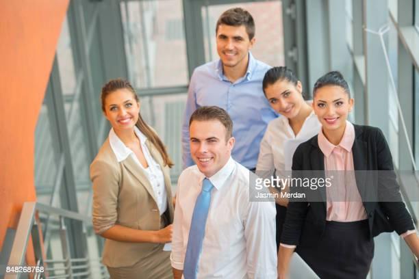 another successful business day - balkan stockfoto's en -beelden