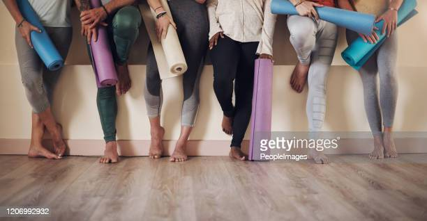 another yoga day done and dusted - yogi stock pictures, royalty-free photos & images