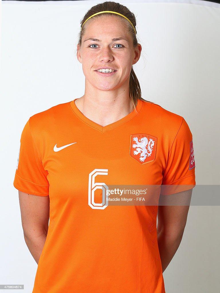 Netherlands Portraits - FIFA Women's World Cup 2015