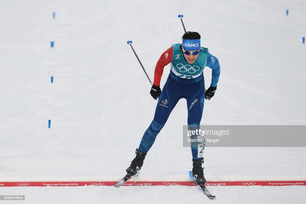 Cross-Country Skiing - Winter Olympics Day 1 : Photo d'actualité