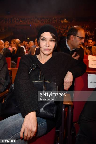 Anouschka Renzi attends the 50 years Hey Music event 'Thank you Juergen Juergens' on November 19 2017 in Berlin Germany