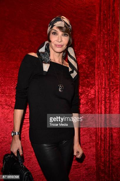 Anouschka Renzi attends the Palazzo VIP premiere on November 8, 2017 in Berlin, Germany.