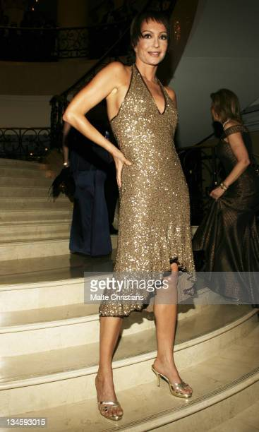 Anouschka Renzi during Innocence in Danger Charity Gala October 1 2006 at Hotel Ritz Carlton in Berlin Berlin Germany