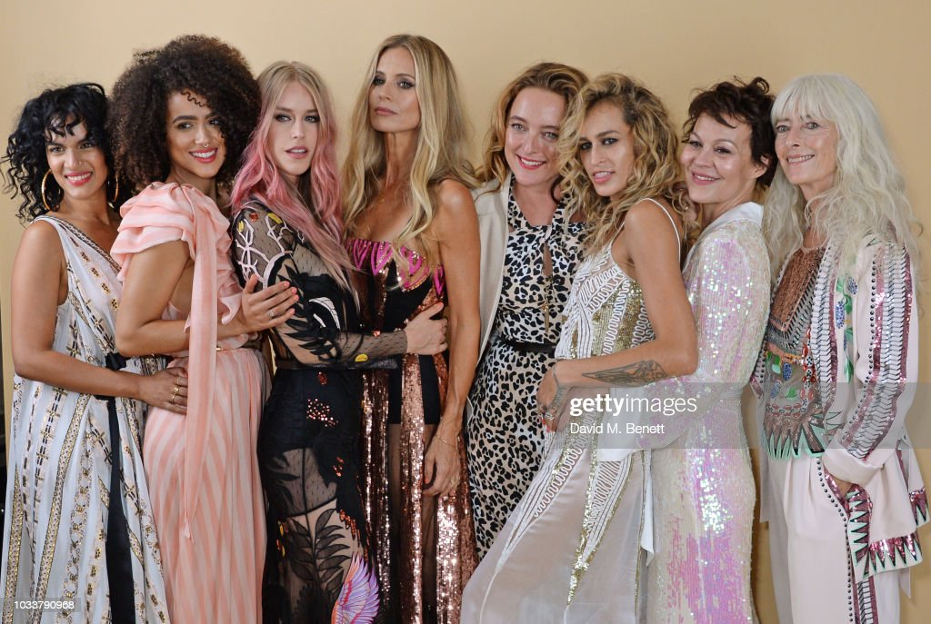 Temperley London SS19 - Backstage : News Photo