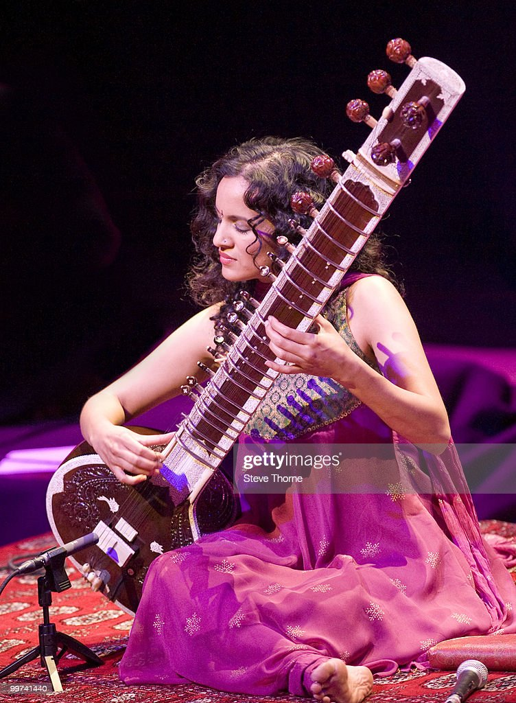 Anoushka Shankar Performs At Birmingham Town Hall