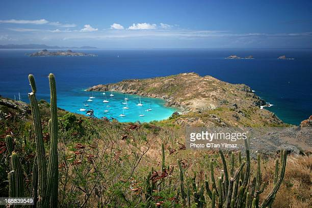 Anse de Colombier, St. Barth