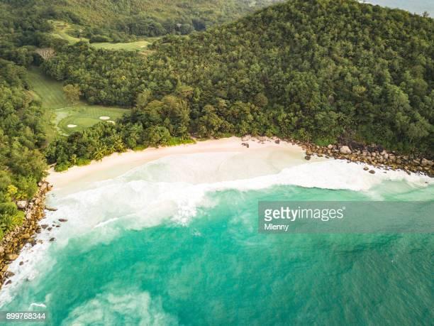 アンス ジョル ジェット プララン島セイシェル諸島