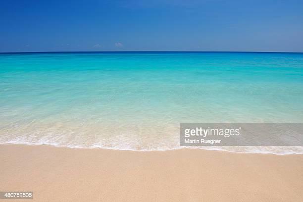Anse Intendance beach - Mahe.