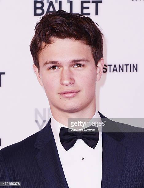 Ansel Elgort attends the New York City Ballet 2015 Spring Gala at David H. Koch Theater, Lincoln Center on May 7, 2015 in New York City.