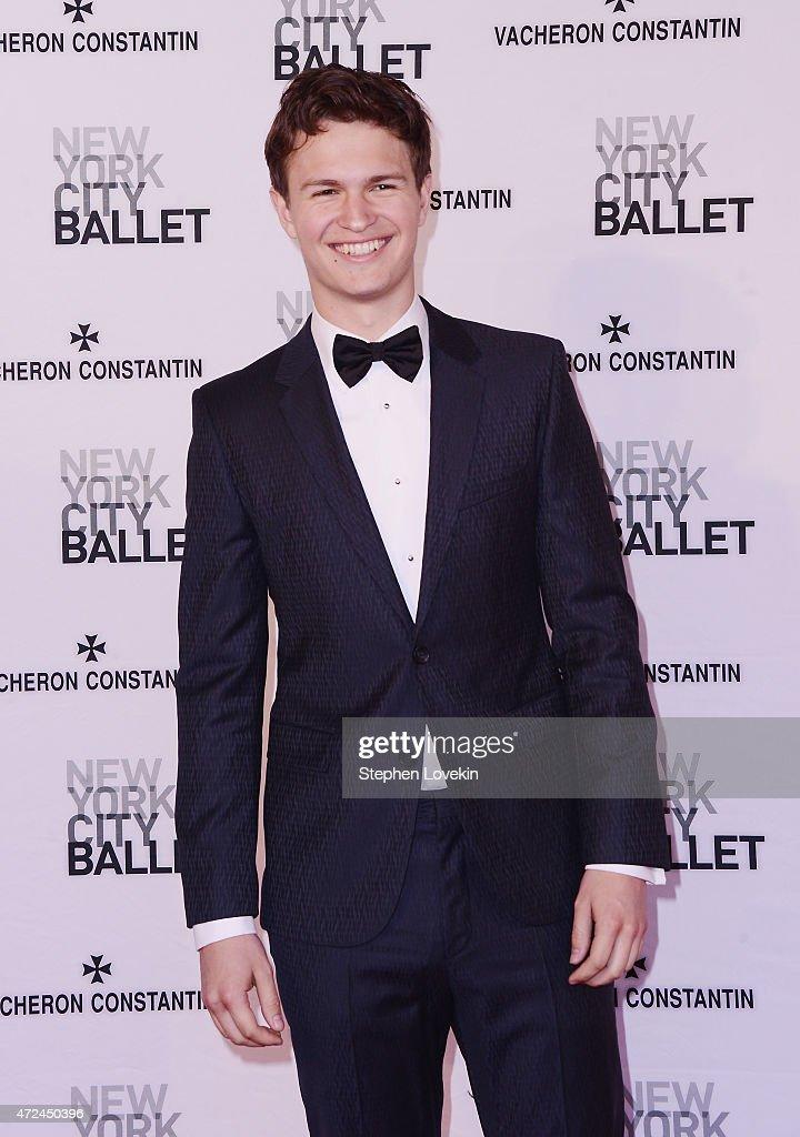New York City Ballet 2015 Spring Gala : News Photo