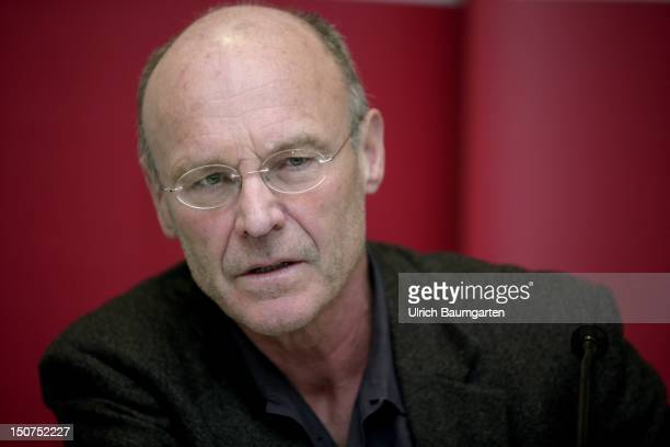 MAIN Anselm KIEFER German artist Anselm KIEFER gets the Friedenspreis des Deutschen Buchhandels 2008 from the association of trade of the German book...