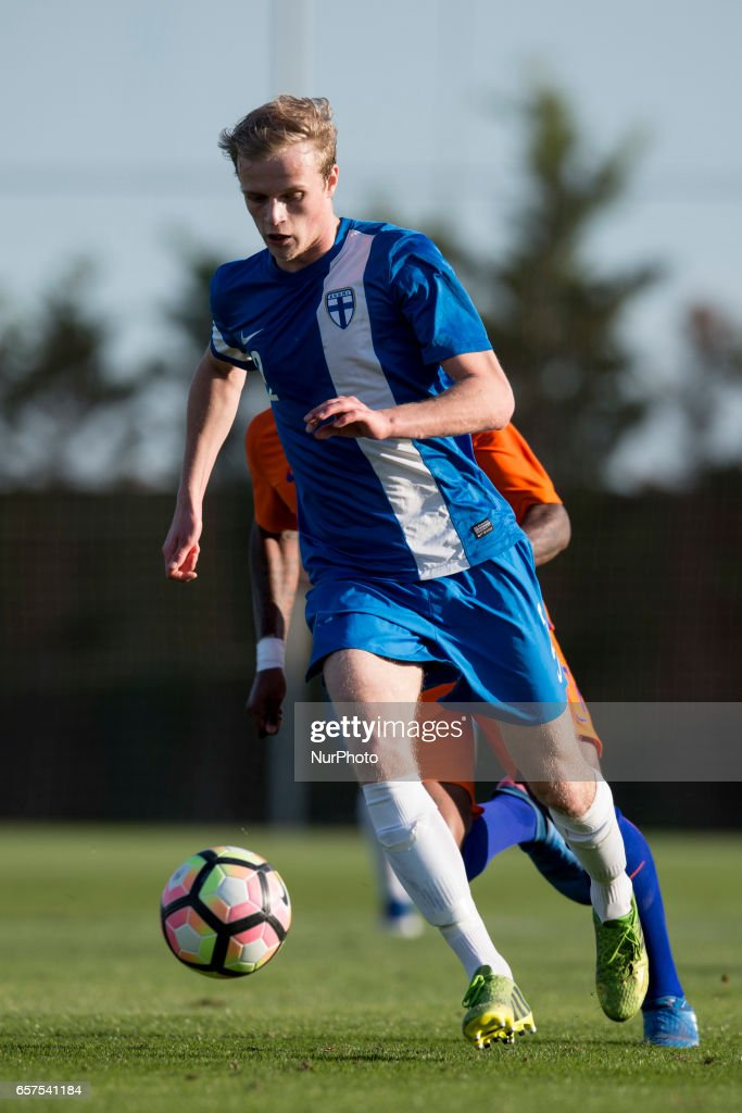 The Netherlands v Finland U21 International match : News Photo