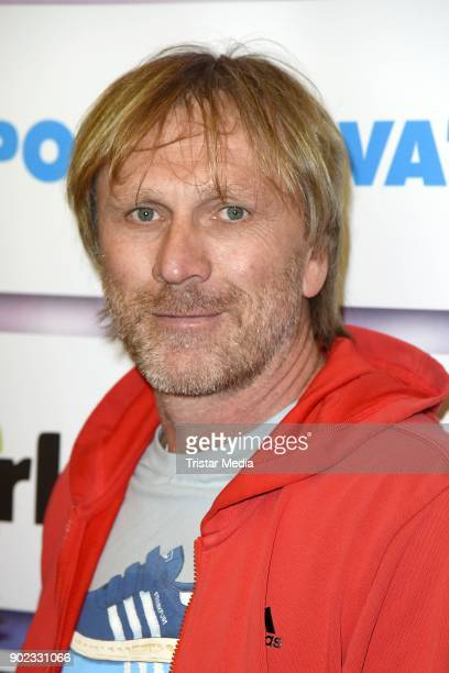 Ansgar Brinkmann attends the Schauinsland Reisen Cup 2018 at Schwalbe Arena on January 7 2018 in Gummersbach Germany
