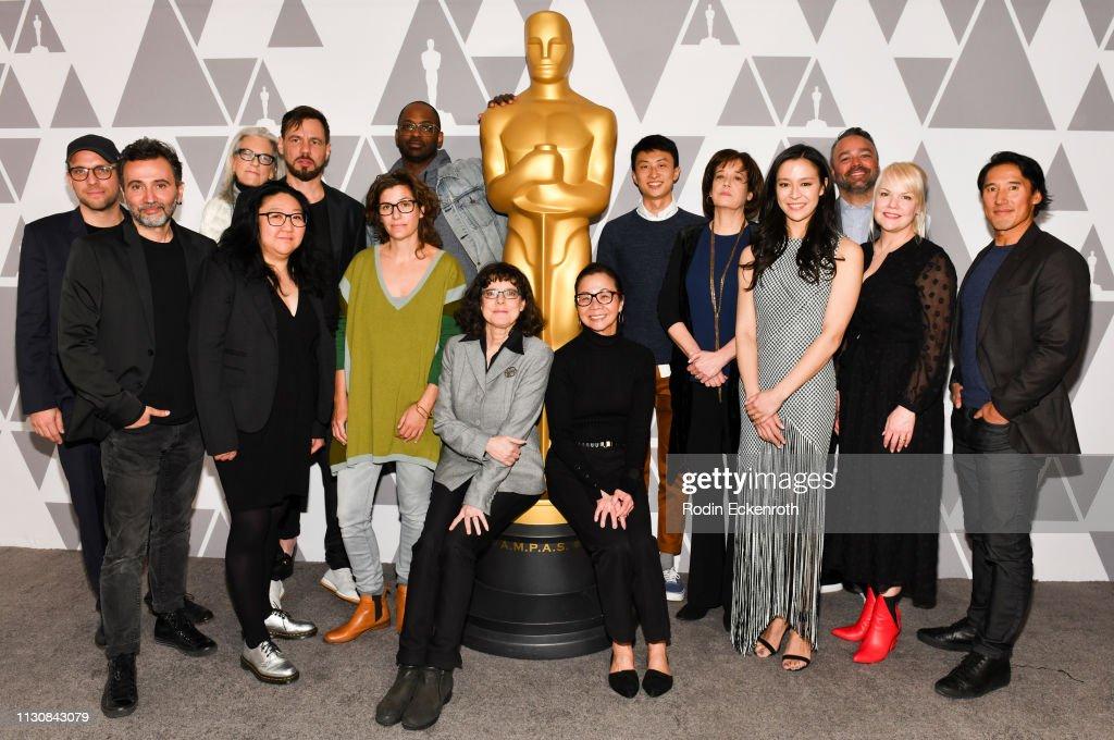 91st Oscars - Oscar Week: Documentaries : News Photo