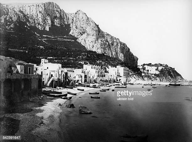 Ansicht von Marina Grande1892