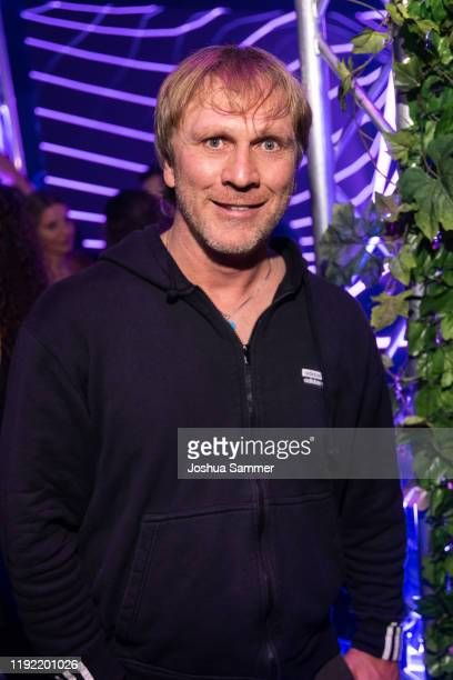 Anskar Brinkmann is seen during the 1Live Krone radio award at Jahrhunderthalle on December 05 2019 in Bochum Germany