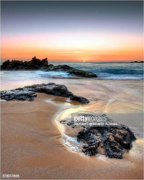 Anson Bay sunset
