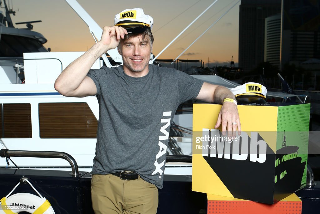 The #IMDboat Party At San Diego Comic-Con 2018, Sponsored By Atom Tickets