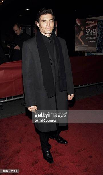 Anson Mount during 11th Annual Gen Art Film Festival 'Dreamland' Premiere Outside Arrivals at Ziegfeld Theater in New York City New York United States