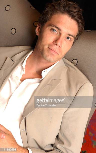 Anson Mount during CineVegas 2002 Private Photo Sessions at Palms Hotel in Las Vegas Nevada United States