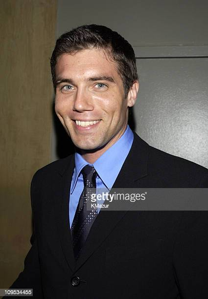 Anson Mount during City By The Sea Premiere AfterParty at SPA at SPA in New York City New York United States