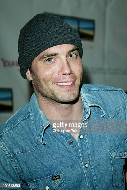 Anson Mount during Kevin Spacey Celebrates the Launch of TriggerStreetcom at Mondrian Hotel SkyBar in West Hollywood California United States