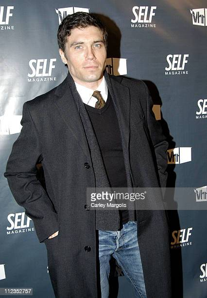 Anson Mount during Self Magazine and VH1 Present The Fifth Annual Most Wanted Bodies Event at Stereo in New York City New York United States