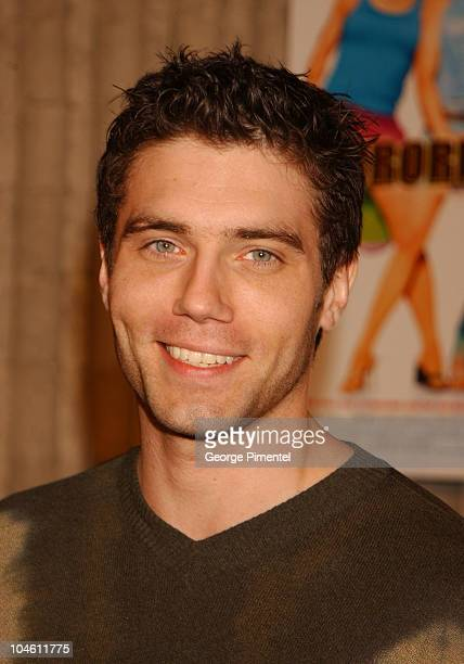Anson Mount during Sorority Boys Los Angeles Premiere at Avco Cinema Center in Los Angeles California United States
