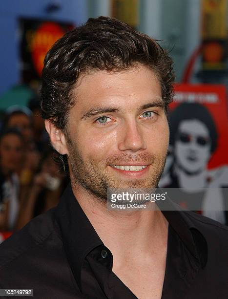 Anson Mount during 'The Battle Of Shaker Heights' Premiere at Universal Citywalk in Universal City California United States