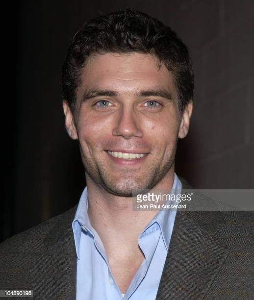 Anson Mount during The Big Three O A Benefit For The War Victims of Sierra Leone Sponsored by The Reebok Human Rights Foundation at The Falls in Los...