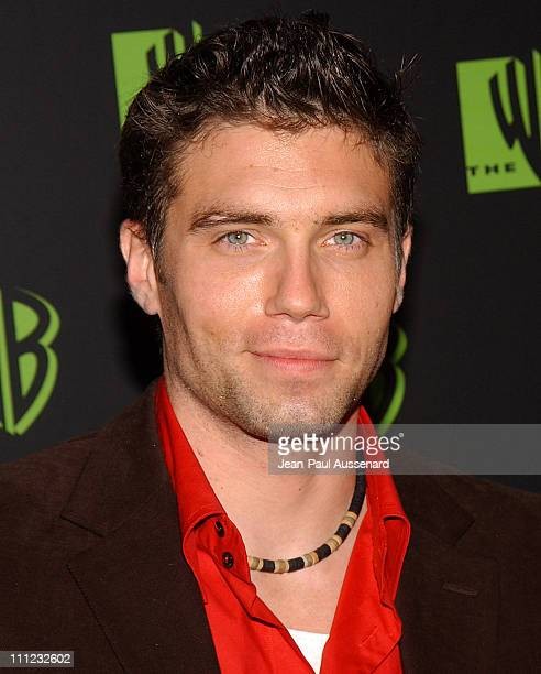 Anson Mount during The WB Network's 2004 All Star Summer Party Arrivals at The Lounge at Astra West in Los Angeles California United States
