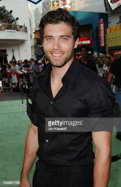 Anson Mount during World Premiere Of 'The Battle Of Shaker Heights' Arrivals at Universal Citywalk Theatres in Universal City California United States