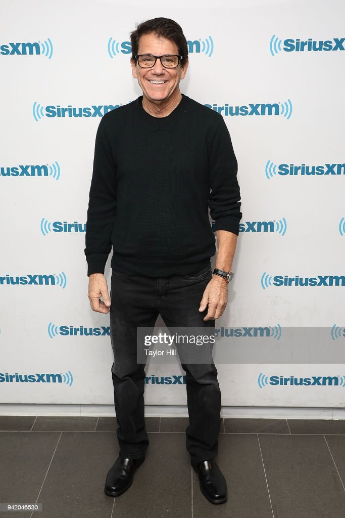 Celebrities Visit SiriusXM - April 4, 2018