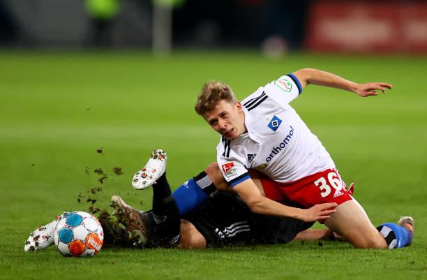 DEU: Hamburger SV v Fortuna Düsseldorf - Second Bundesliga