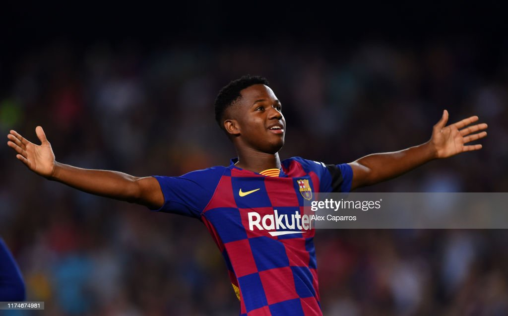 FC Barcelona v Valencia CF  - La Liga : News Photo
